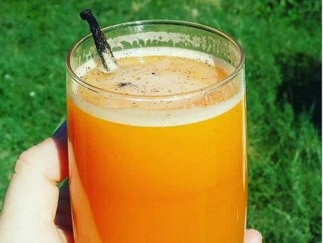 Jus melon - mangue - vanille