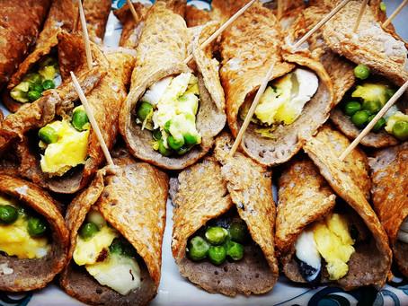 Mini galettes Bretonnes (sans gluten)