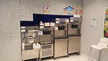 Electro Freeze of Norcal equipment soft serve machines ice cream frozenyogurt gelato margarita slush
