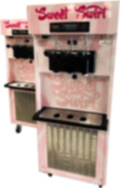 Electro Freeze of Norcal equipment soft serve machines ice cream frozen yogurt for sale used