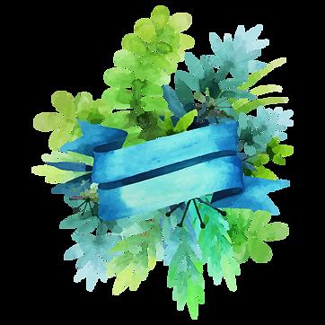 Floral Badge 4