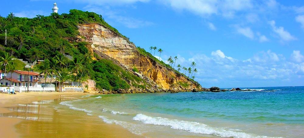 Qual a melhor praia para ficar em Morro Sao Paulo
