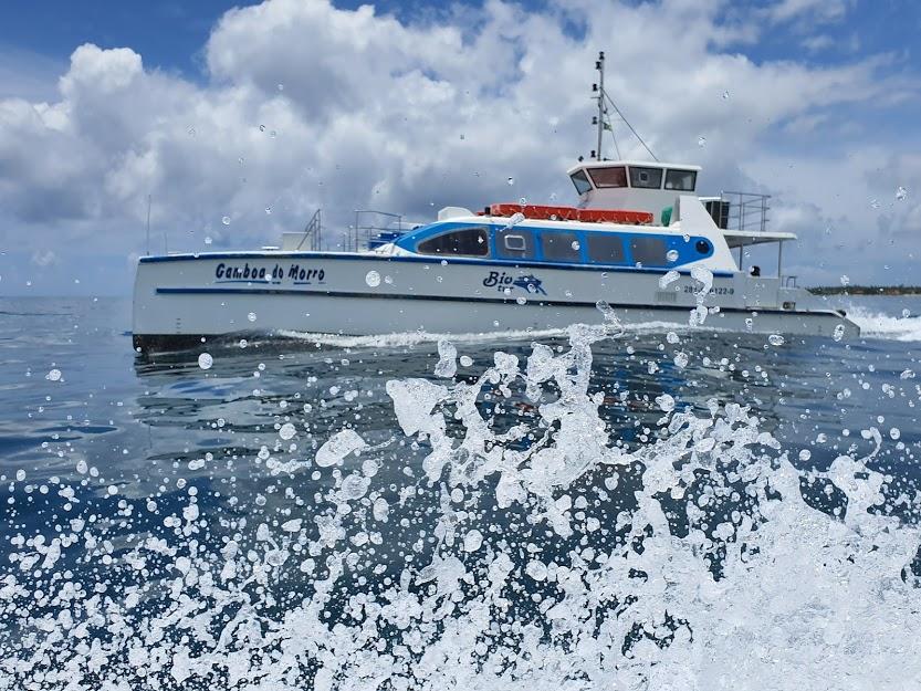 Catamarã Biotur