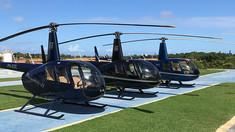Fretamento de Helicopteros em Salvador para Morro de São Paulo