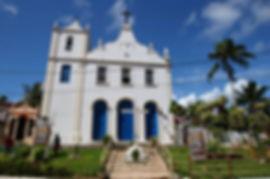 Morro de São Paulo - Igreja