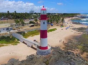 Tour de praia - Passeio Salvador
