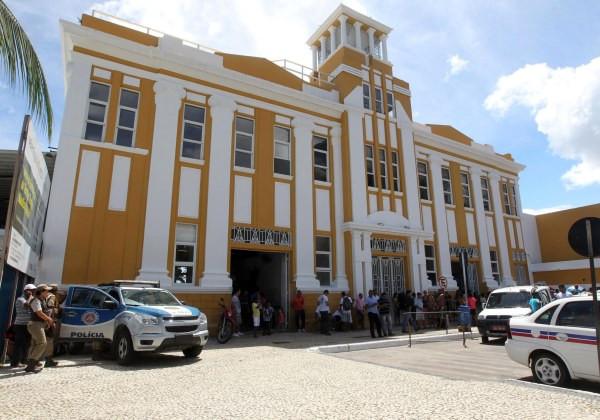 Terminal Náutico e Turístico da Bahia - Catamarã
