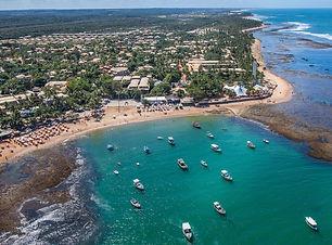Passeios em Salvador - Praia do Forte