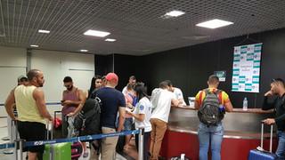 Receptivo San Island Aeroporto