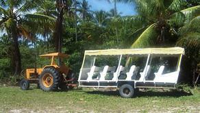 Nova lei proíbe a entrada de veículos em Boipeba e Tinharé