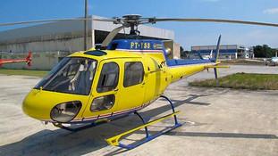 Helicoptero fretamento em Salvador