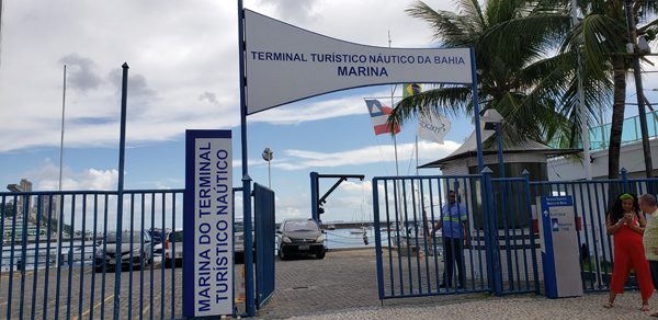 Terminal Náutico e Turístico da Bahia