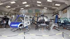 Helicoptero Salvador Taxi aereo