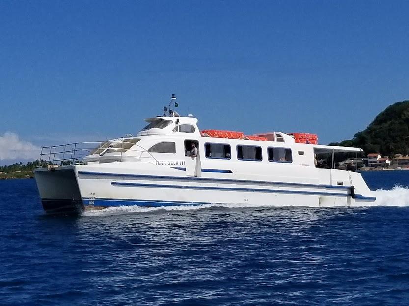 Catamarã Ilha Bela