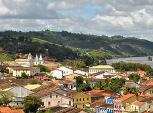 Passeios em Salvador - Cachoeira e Reconcavo