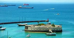 Salvador Bahia - Forte São Marcelo