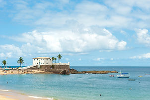 Praias de Salvador - Barra