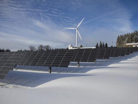 Cientistas descobrem método para produzir energia renovável a partir da neve