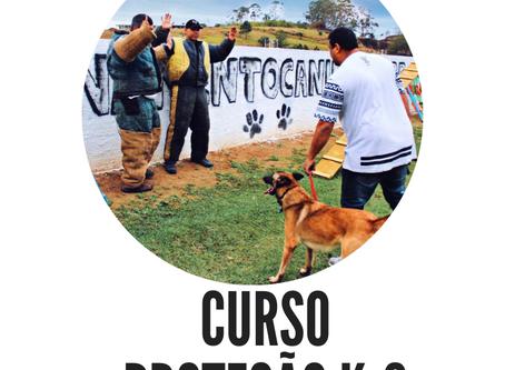 CURSO PROTEÇÃO K-9