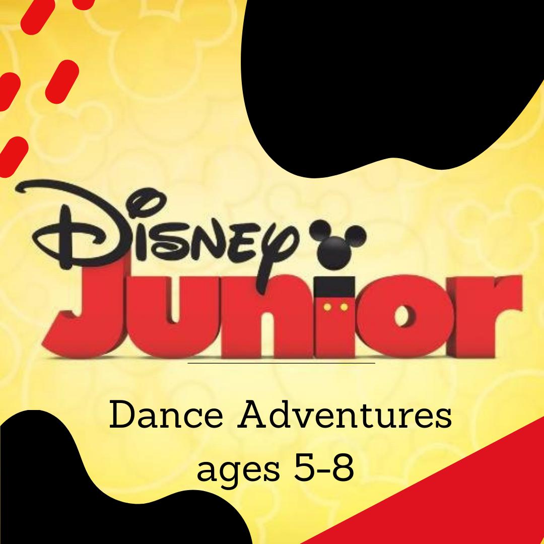 Disney Jr Dance Adventures
