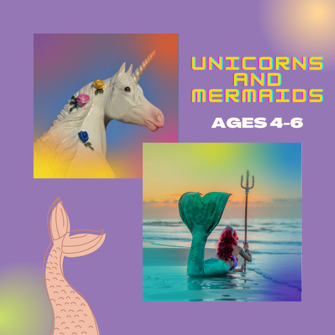 Unicorns & Mermaids Camp