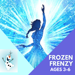 Frozen Frenzy Camp