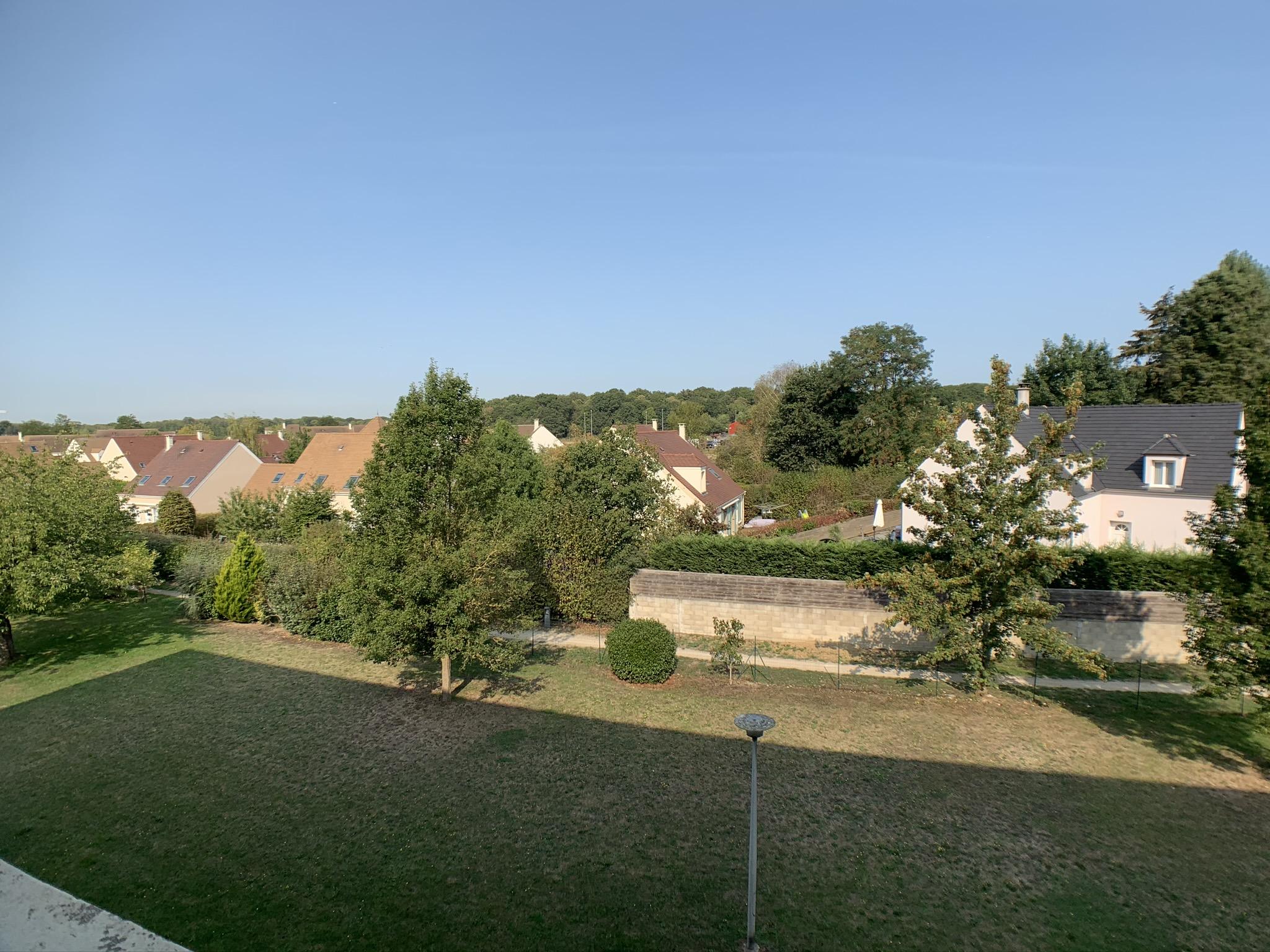 Vue Jardin - Bois d'Arcy