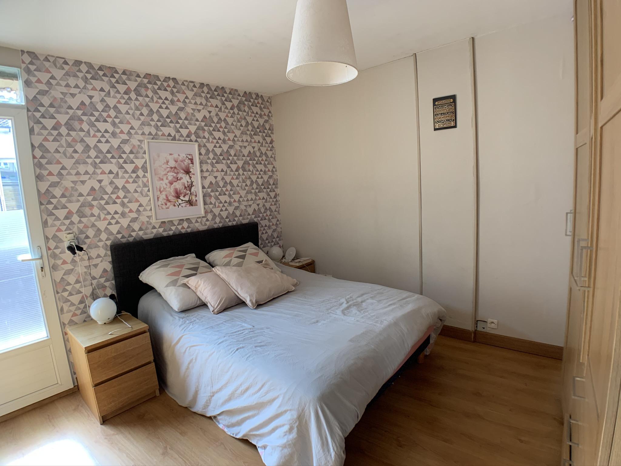 Chambre parentale - Saint Ouen