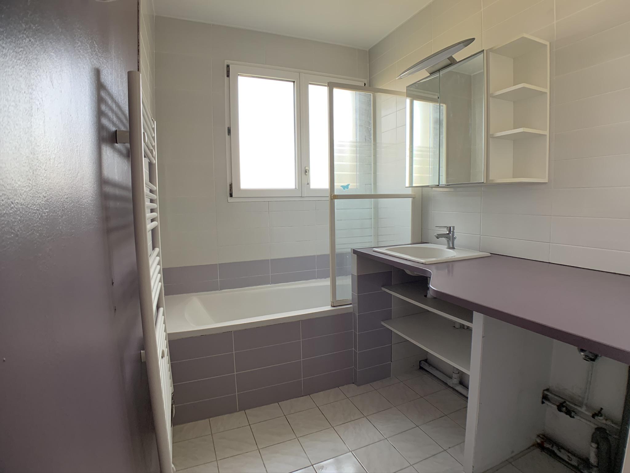Salle de bains - Bois d'Arcy