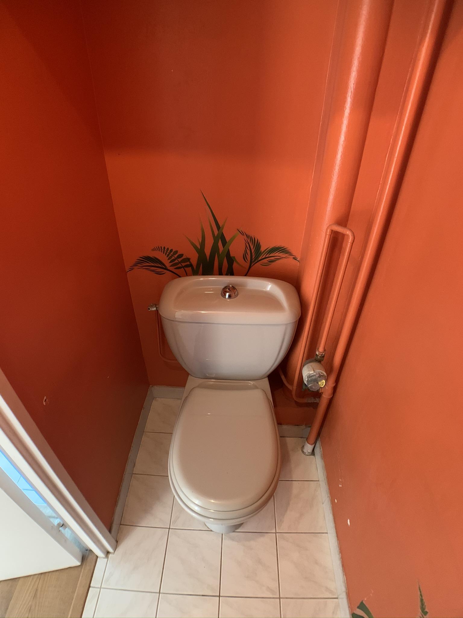 WC - Bois d'Arcy