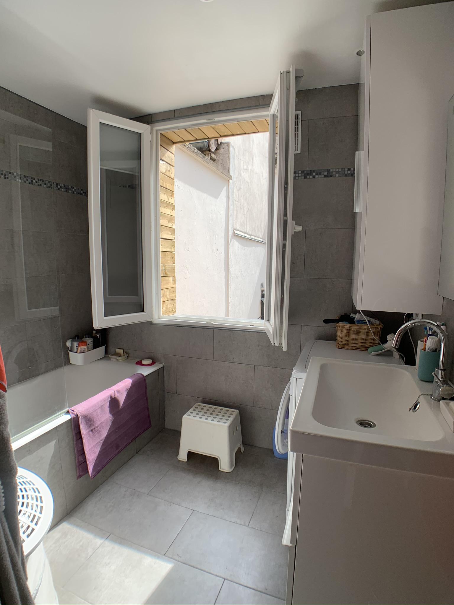 Salle de bains - Saint Ouen