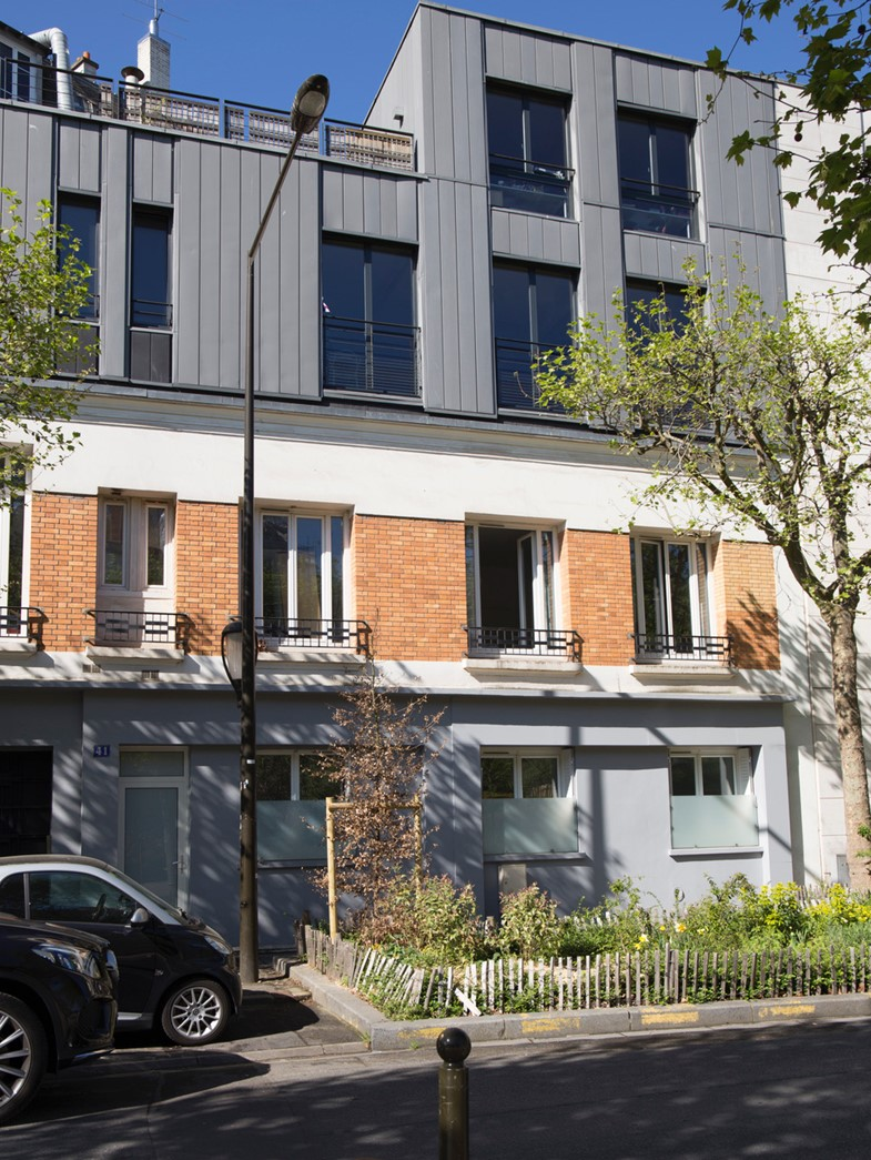 Appartement Place Jules Guesde