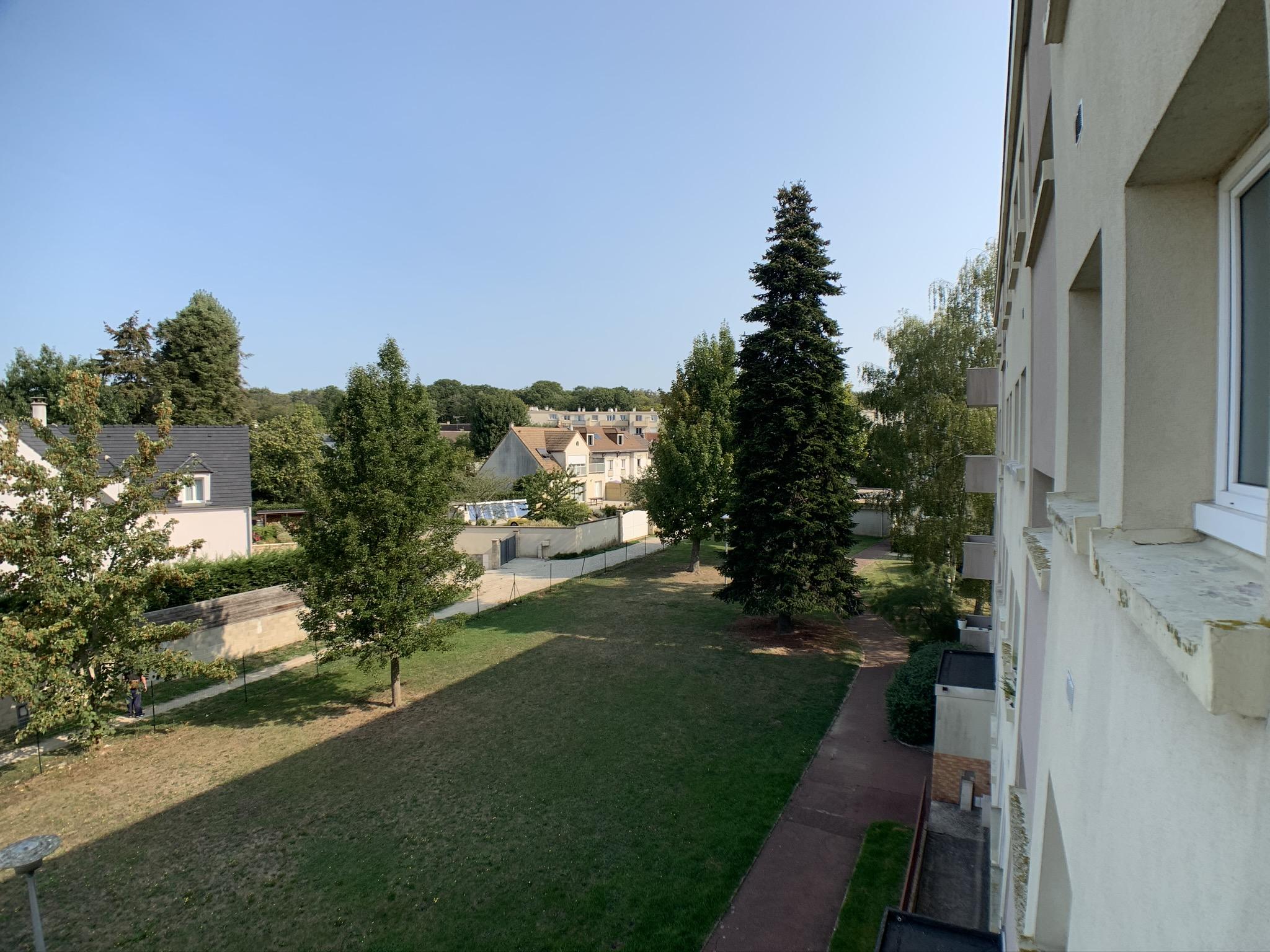 Vue Jardin 2 - Bois d'Arcy