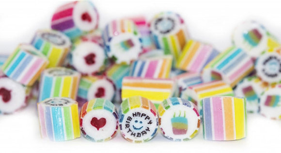 Rock Candy - Rainbow 1kg