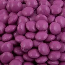 Choc Buttons - Purple 1kg