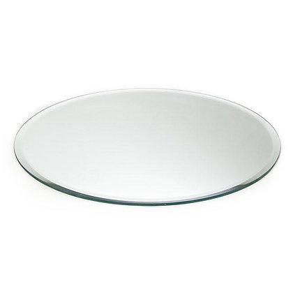 25cm mirror plate (Beveled edge)
