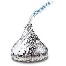 Hershey Kisses - Silver 1kg