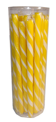 Candy Stick - Yellow 30 x 18g
