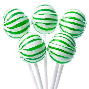 Lollipop - Green 1kg