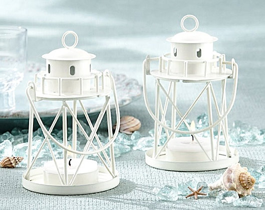 Mini Lighthouse Lanterns