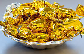 Chocolate Eclairs - Gold 1kg