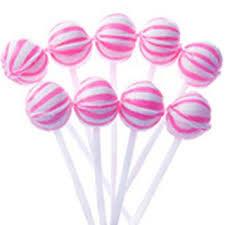 Lollipop - Pink 1kg