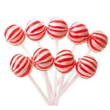Lollipop - Red 1kg