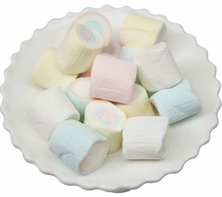 Marshmallows - Pastel 1kg