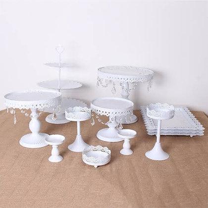 Cake/Cupcake stand 12pc Set