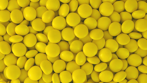 Choc Buttons - Yellow 1kg