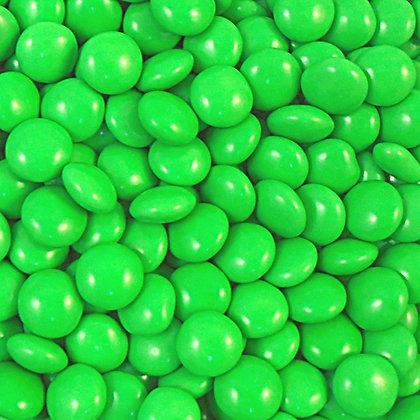 Choc Buttons - Green 1kg