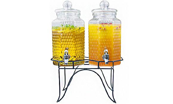 Double Drink Dispenser - 2 x 5L