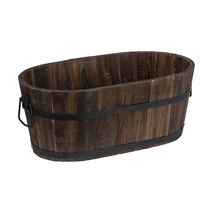 Wooden barrell