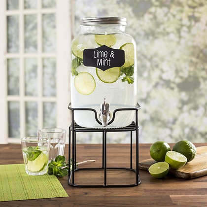 Drink Dispenser with Stand - 3.5L